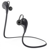 Earphone Bluetooth Sport dengan Mic - QY7 - OEM