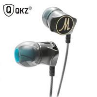QKZ Stereo Bass In-Ear Earphones with Microphone - QKZ-DM7