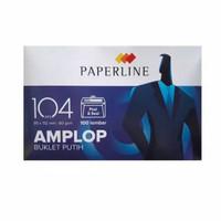 AMPLOP PUTIH PAPERLINE 104 (95 x 152)