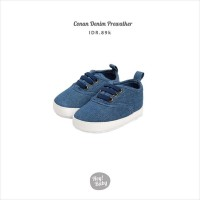 Hey Baby Conan Denim Prewalker