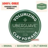 Ubersuave Volumizing Clay Pomade Original Impor Murah