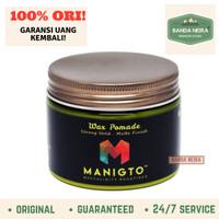 Manigto Wax Pomade Original Impor Murah