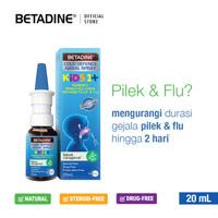 BETADINE® Cold Defence Kids Nasal Spray