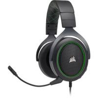 CORSAIR HS50 Stereo Gaming Headset [CA-9011171-EU] - Green