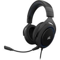CORSAIR HS50 Stereo Gaming Headset [CA-9011172-EU] - Blue