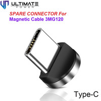 Ultimate Power Konektor Type C untuk Magnetic Charger Cable 3MG120