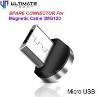 Ultimate Power Konektor Micro USB untuk Magnetic Charger Cable 3MG120