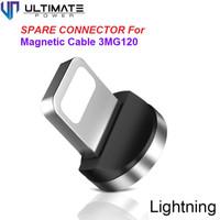 Ultimate Power Konektor Lightning untuk Magnetic Charger Cable 3MG120