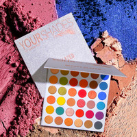 Beauty Glazed 36 Color YOUR SHADES Eyeshadow Palette #425