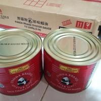 Lee Kum Kee Panda Brand Oyster 2.2kg (*6pcs GOJEK/GRAB/SAUS TIRAM