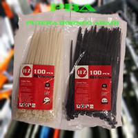 KABEL TIES –Nylon Cable Tis .3.6 x 150 Black/White