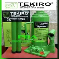 TEKIRO Dongkrak Botol 10 Ton/HIDROULIC BOTTLE JACK.AU-BJ1004