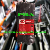 KABEL TIES –Nylon Cable Tis .3.6 x 200 Black