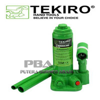 TEKIRO Dongkrak Botol 6 Ton/HIDROULIC BOTTLE JACK.AU-BJ1003