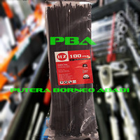 KABEL TIES –Nylon Cable Tis .3.6 x 300 Black