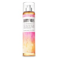 HAPPY VIBES Bath and Body Works Mist 236ML