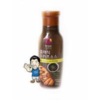 Chung Jung One Daesang Classic Tonkatsu Sauce- Saus Tonkatsu 250g