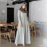 AMIMA MAIRA DRESS Mint S M XL GAMIS ONLY diamond skin