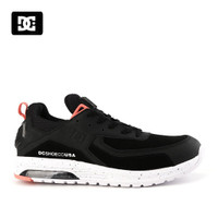 Sepatu DC Vandium Sneakers Kasual pria black multi Original