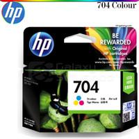 HP CARTRIDGE 704 WARNA / COLOR