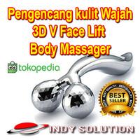 Harga alat pijat tubuh 3d v face lift body massager alat pijat | antitipu.com