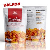 Macarina (Macaroni Nagih) Exsclusive Rasa Balado Cemilan/Snack Hitz