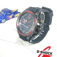 TERBARU Jam tangan Pria dan wanita G-shock GSt Doubletime list merah