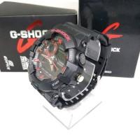 TERBARU Jam tangan Fashion pria G-shock GA 150 list merah resist free