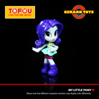Mainan Ponnyville My Little Pony Equestria Girl Set Rarity MURAH BANGE