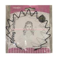 Trendy Spring Hairband Hair Accesories Bando Kriting