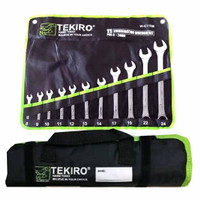 KUNCI RING PAS SET 8-24mm 11 Pcs TEKIRO WR-SE0296