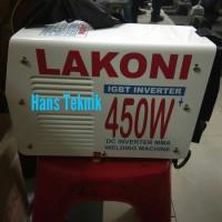 Lakoni Falcon 123 ix Mesin Las Ter murah Lengkap Garansi 450 Watt
