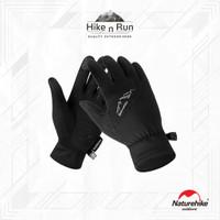 NH Outdoor Fleece Gloves NH17S004-T Black