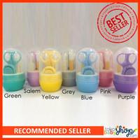 Baby Manicure Set / Gunting Kuku Bayi Kikir Pinset Hidung