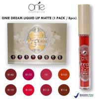 [GROSIR] ONIE DREAM LIQUID LIP MATTE / LIP CREAM MATTE