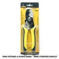 Tang Potong & Kupas Kabel - Wire Stripper Darley - 13-015