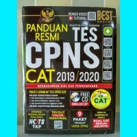 Panduan Resmi Tes CPNS CAT 2019/2020 (Plus CD)