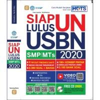 Siap UN Lulus USBN SMP/MTS 2020 (Free CD UNBK)
