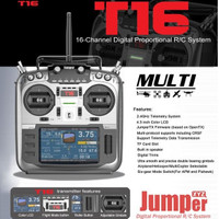 Radio Transmitter Jumper T16 - Open Source Multi Protocol