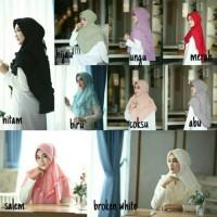 Jilbab Instant Hijab Instan Madu Hijab Instan Kerudung