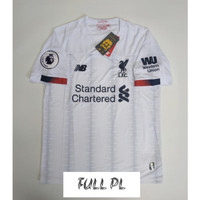 FULL PATCH EPL JERSEY BOLA LIVERPOOL AWAY 2019/2020 GRADE ORI