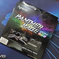 RAM Apacer Panther Rage RGB 8GB Dual Kit (2x4GB) DDR4 PC21000 2666MHz