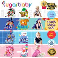 Sugar Baby Premium Bouncher Rocking Seat 10in1