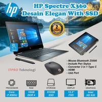 HP Spectre 13-AP0056TU i7-8565U,16GB,512GB,13.3''FHD Touch,W10