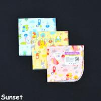 LIBBY 3 Pcs Sapu Tangan Bayi/Baby Baby Print (All Size)