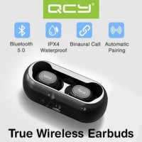Amazfit QCY T1C Wireless Earbud Super Bass Stereo Bluetooth 5.0
