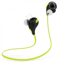 Bluetooth Earphone Olahraga dengan Mic - QY7 (ORIGINAL HEADSET)