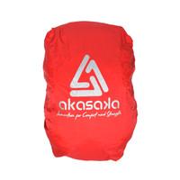 Aks Rain Cover Daypack Red 30L