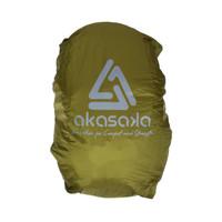 Aks Rain Cover Daypack Green 30L
