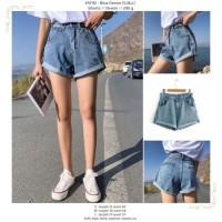 Blue Denim (S,M,L) Shorts -49792